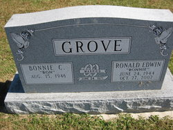 Bonnie Christine <i>Hoak</i> Grove