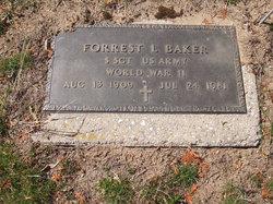 Forrest L. Bake Baker