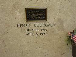 Henry H Bourgaux