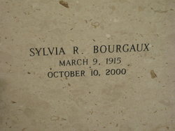 Sylvia R Bourgaux