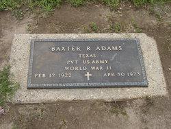 Baxter R. Adams