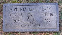 Virginia Mae Clary