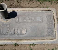 Lona Ethel <i>Hatcher</i> Ballard