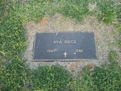 Ava <i>Anderson</i> Buck