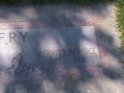 Merritt Bernice <i>Buckner</i> Fry