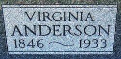 Virginia C. <i>Thomason</i> Anderson