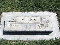 James Adams Miles