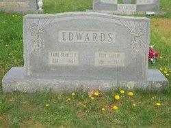 Emma Frances <i>Hundley</i> Edwards