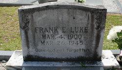 Frank E Luke