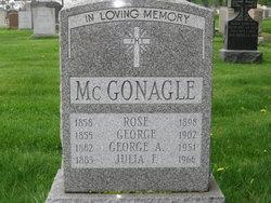 George McGonagle