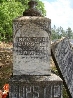 Rev Thomas Jefferson Cupstid