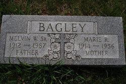 Marie R. <i>Staus</i> Bagley
