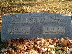 Bernice Violet <i>Lemmon</i> Evans