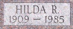 Hilda R Ament