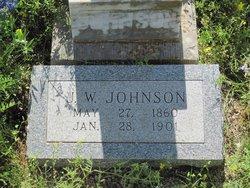 James Washington Jim/JW Johnson
