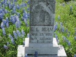 Elzy Edward Beam