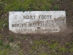 Mary Foote