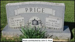 Victoria M. Price