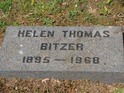 Helen <i>Thomas</i> Bitzer