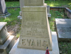 Nathan George Shanks Evans