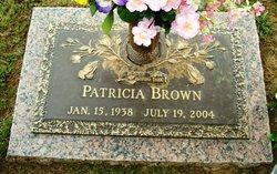 Patricia Ann <i>Eddings</i> Brown