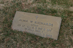 Alma Wilford Richards