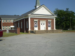 Liberty United Methodist Church Cemetery (Whitney)