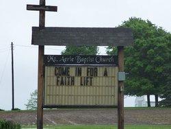 Mount Aerie Cemetery