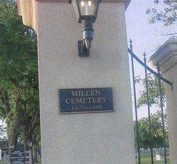 Millen City Cemetery