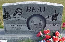 LeAnne <i>Huntsman</i> Beal