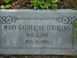Mary Catherine Stribling