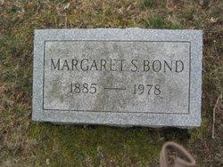 Margaret S Bond