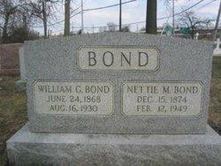 William G Bond