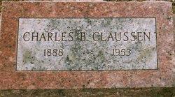 Charles B Claussen