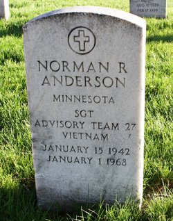 Sgt Norman Ralph Anderson