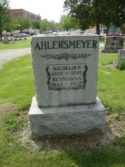 Wilhelm F. Ahlersmeyer