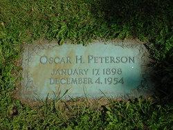 Oscar H. Peterson