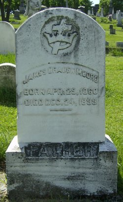 James Draden Moore