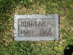 Walter E Crowl