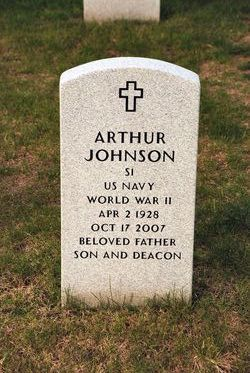 Arthur Johnson