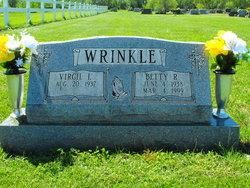 Betty Ruth <i>Taylor</i> Wrinkle