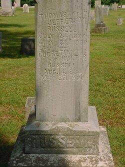 Thomas A. Jefferson Russell