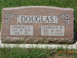 Florence M Douglas