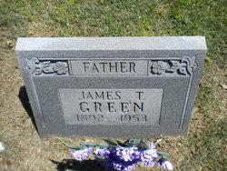 James Thomas Green