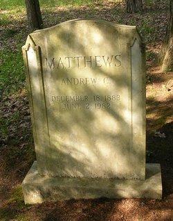Andrew Cairns Matthews