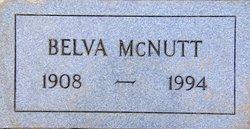 Belva G. Billie <i>Armstrong</i> McNutt