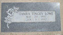 Tamra <i>Tingey</i> Lowe