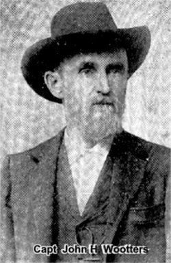 Capt. John Henry Wootters