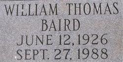 William Thomas Baird
