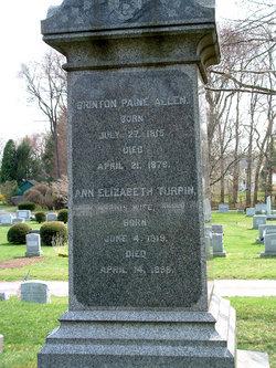 Ann Elizabeth <i>Turpin</i> Allen
